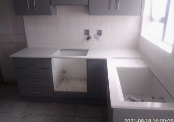 granite, marble and quartz kitchen countertops installation