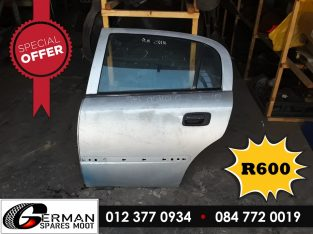 Opel Astra G Classic Used Rear Doors & Spares