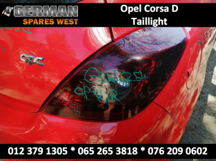 Opel Corsa D USED Taillight