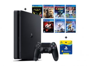 Sony Play-Station 4 Pro 1TB Console