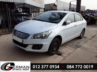 Suzuki Ciaz 2015 Manual Stripping for Used Spares