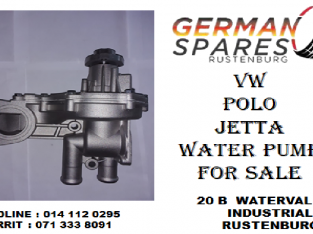 Vw Polo Jetta water pump for sale