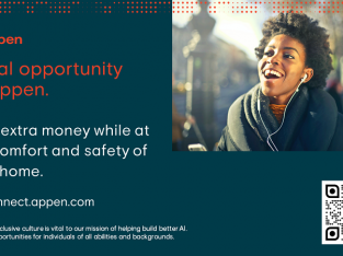 Appen | Flexible Work from Home Opportunities | Join Now!