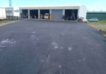 Tar Surfacing and Paving. From R80/m²