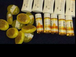 Umgalelo skin products