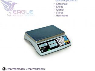 Lab electronic weighing balance scales in mukono