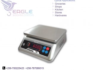 Digital table top weighing Scales for post offices