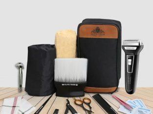 Personal barber kit