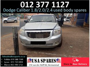 Dodge Caliber 1.8/2.0/2.4 2007-13 used body spare parts for sale