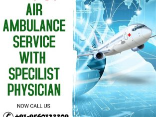 Choose Top-Class Medivic Air Ambulance Services in Patna
