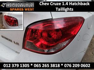 Chev Cruze 1.4 Hatchback USED Taillights