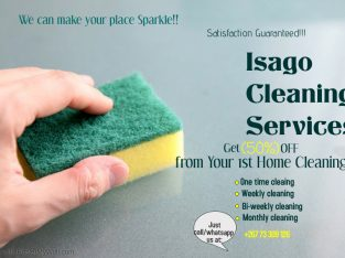 ISAGO Cleaning Services