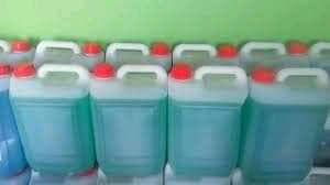 LIQUID SOAP & OTHER HOUSEHOLD CLEANING PRODUCTS FOR SALE