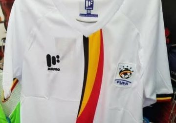 Jerseys and sports equipment