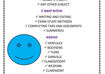 Affordable personal tutoring