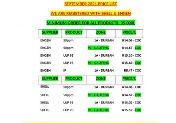Wholesale Bulk Fuel and Mobile Diesel Delivery