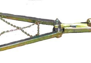 (One In Stock!) Simple Towing Device A Frame