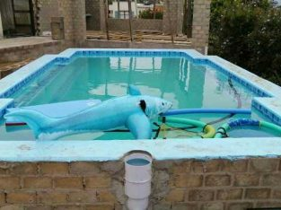 SWIMMING POOL INSTALLATION AND REPAIRS