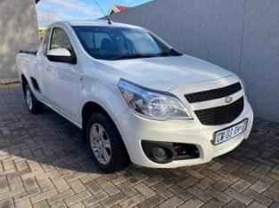 2013 Chevrolet Utility 1.3D Club For Sale Transmission: Manual  Fuel type: Petrol  Mileage: 239 000km Colour: White  Body type: Single Cab  Interior: Cloth  Full Service History  Price: R56 000  Call or WhatsApp: 063 518 5216
