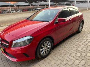 2017 Mercedes-Benz A-Class A200 For Sale Transmission: Manual Fuel type: Petrol Mileage: 44 000km Colour: Red Body type: Red Interior: Leather Full Service History  Price: R71 000  Call or WhatsApp: 063 518 5216