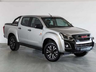 2017 Isuzu KB 250D-Teq Double Cab X-Rider For Sale Transmission: Manual  Fuel type: Diesel  Mileage: 22 240km Colour: Silver  Body type: Double Cab  Interior: Leather  Full Service History  Price: R150 000  Call or WhatsApp: 063 518 5216