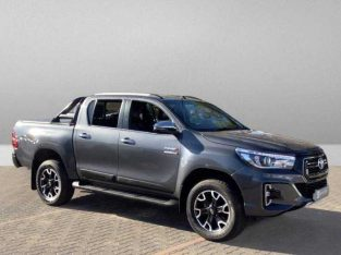 2020 Toyota Hilux 2.8GD-6 Double Cab 4×4 Legend 50 Auto For Sale Transmission: Automatic Fuel type: Diesel Mileage: 44 000km Colour: Grey Body type: SUV Interior: Leather Full Service History  Price: R210 000  Call or WhatsApp: 063 518 5216
