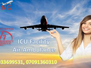 Take Amazing Health Support by King Air Ambulance in Bangalore