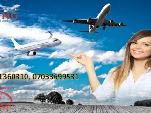Get Any Time to Shifting Service Air Ambulance in Guwahati