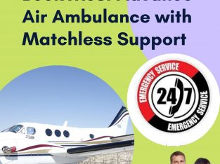 Medilift Air Ambulance in Lucknow- Serving in a Customized Manner