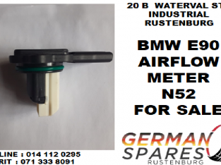 Bmw E90 airflow meter N52 for sale