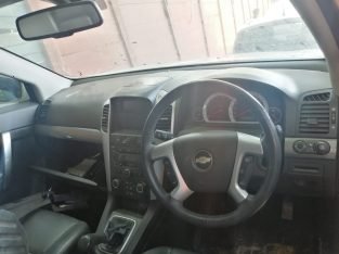 Chev Captiva 2.0 2007 Stripping for USED Spares