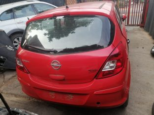 Opel Corsa D 1.4 2011 Stripping for USED Spares