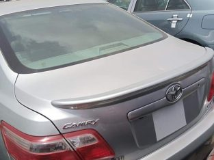 Clean tokunbo Toyota Camry for sale