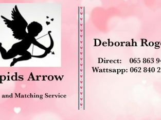 CUPID'S ARROW – We Find Your Soulmate