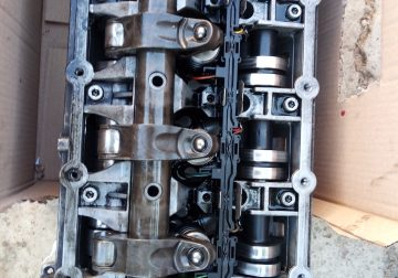 CYLINDER HEAD COMPLETE