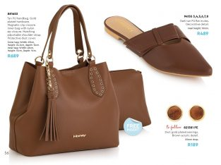 H shoes,bags and necklace