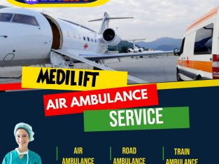 Avail the Enhanced Medical Aviation Service Offered by Medilift