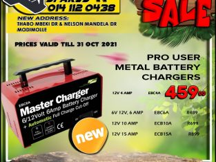 Get Pro User Metal Battery Chargers NOW