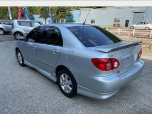 Toyota Corolla sport for sale buy and drive 07033677631