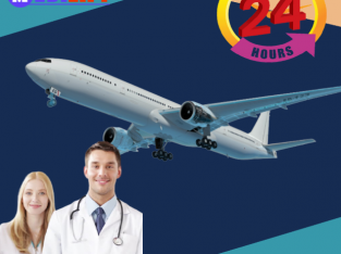 Medilift Air Ambulance Service in Ranchi – Safe and Swift