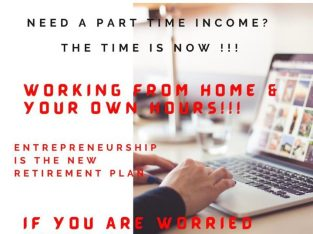 Need a part time income?