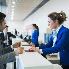 AIRPORT RECEPTIONIST NEEDED URGENTLY. INTERESTED CALL 0247319150