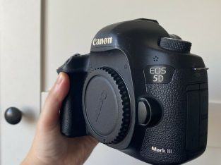 Canon 5d Mark iii Body Only Boxed