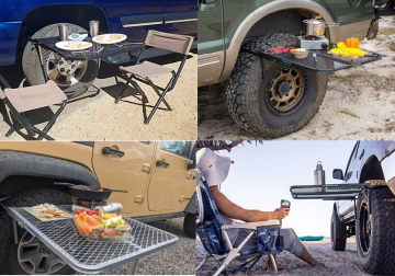 Rocket stoves and braai stands